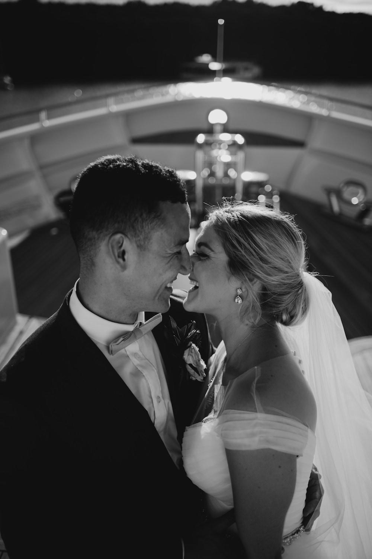 happy bride wedding port douglas