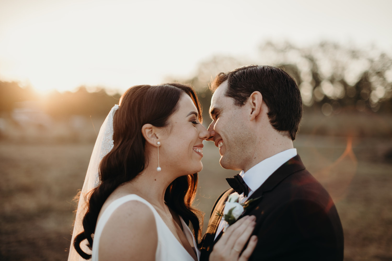 mareeba tablelands couple wedding